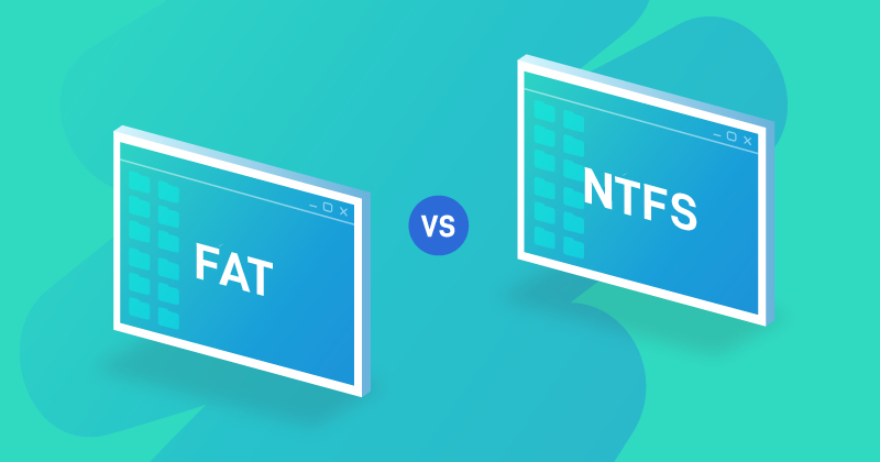 Fat32 Oder Ntfs