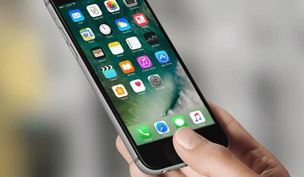 iphone touchscreen geht nicht richtig