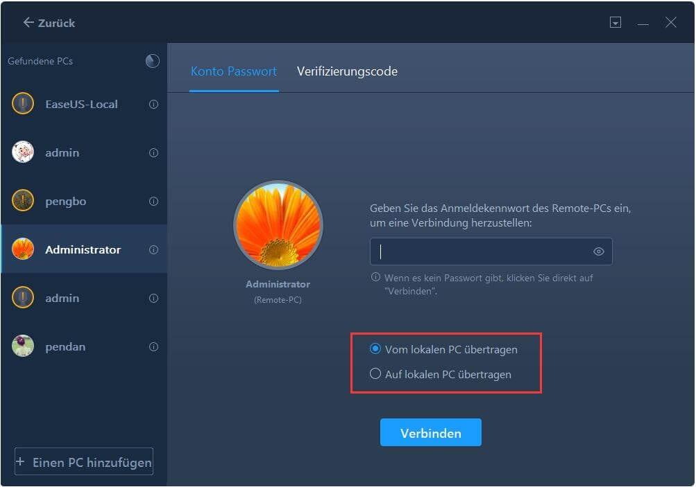 Windows 10 Auf Anderen Pc übertragen