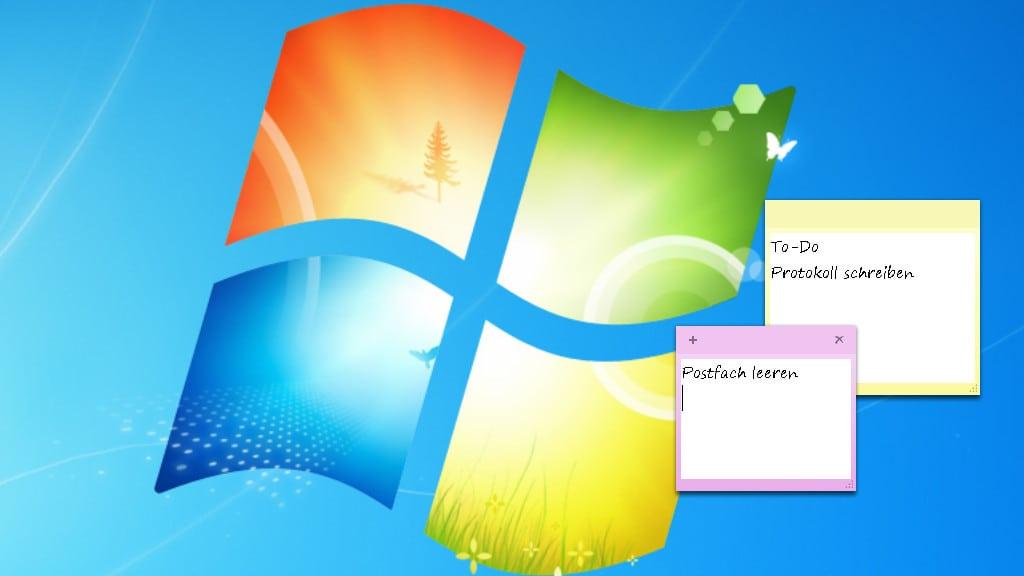 Sticky Notes Windows 10 Wiederherstellen