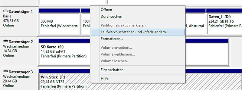 Sd Karte Formatieren Fat32.Sandisk Sd Karte Lässt Sich Unter Windows 10 8 7 Nicht Formatieren