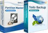 Partition Master Pro + Todo Backup Workstation